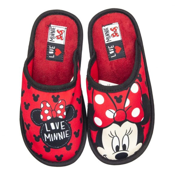 Disney Minnie papucs, mamusz