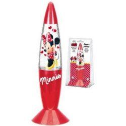 Mini csillámos Lámpa Disney Minnie