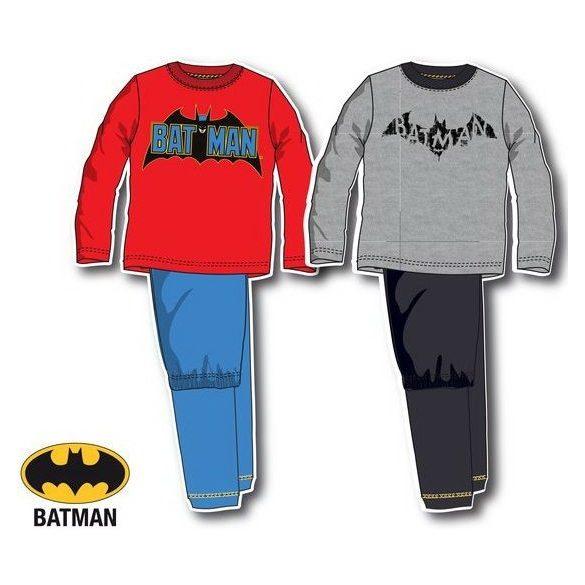 Gyerek hosszú pizsama Batman