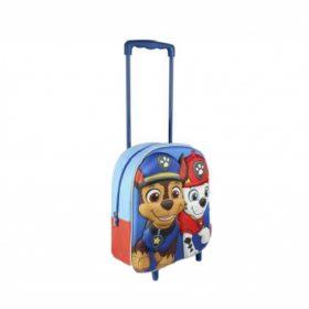 Gurulós bőrönd, táska