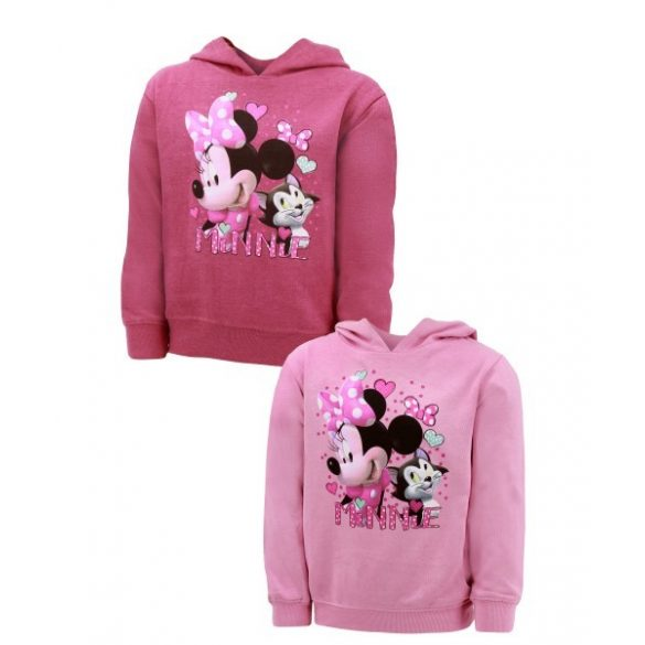 Gyerek pulóver, kapucnis Disney Minnie