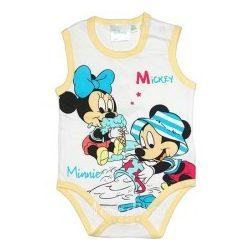 Mickey és Minnie baba body