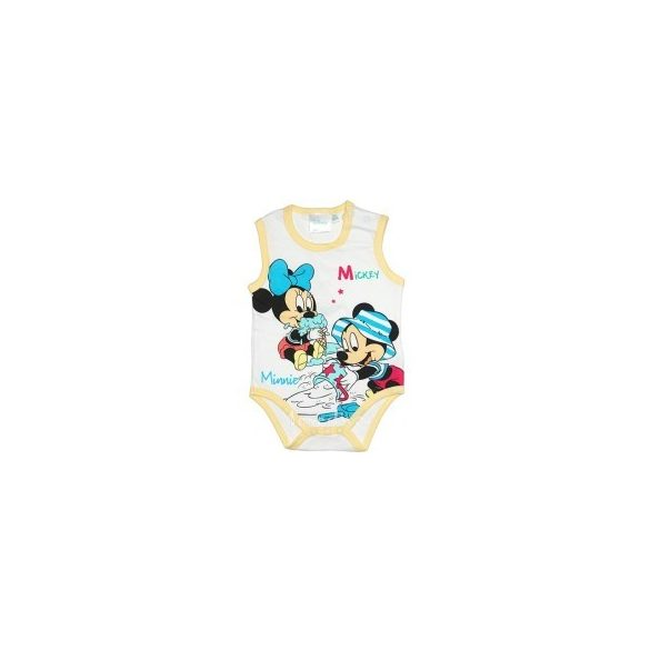 Mickey és Minnie baba body