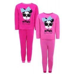 Disney Minnie hosszú ujjú pizsama