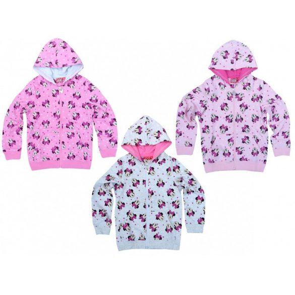 Disney Minnie Gyerek kapucnis pulóver