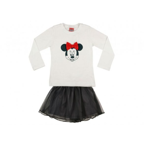 Disney Minnie kislány tüllös szoknya szett