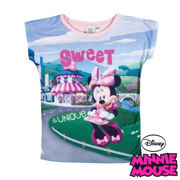 Disney Minnie rövid ujjú póló, felső