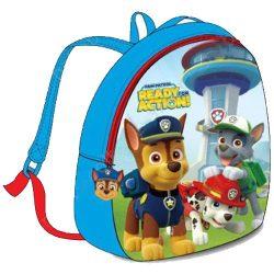 Mancs Őrjárat, Paw Patrol plüss hátizsák, táska
