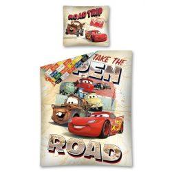 Ágyneműhuzat Disney Cars, Verdák 140×200cm, 70×90 cm