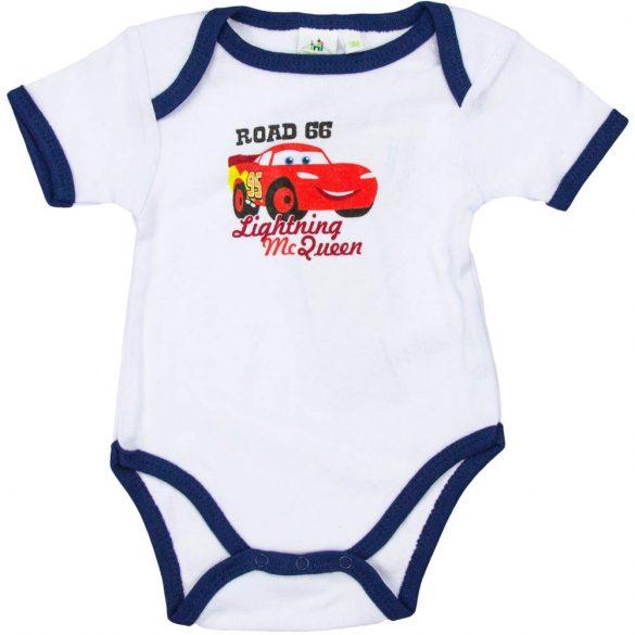 Baba body, kombidressz Disney Cars, Verdák