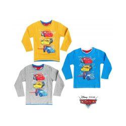 Gyerek hosszú ujjú póló Disney Cars, Verdák